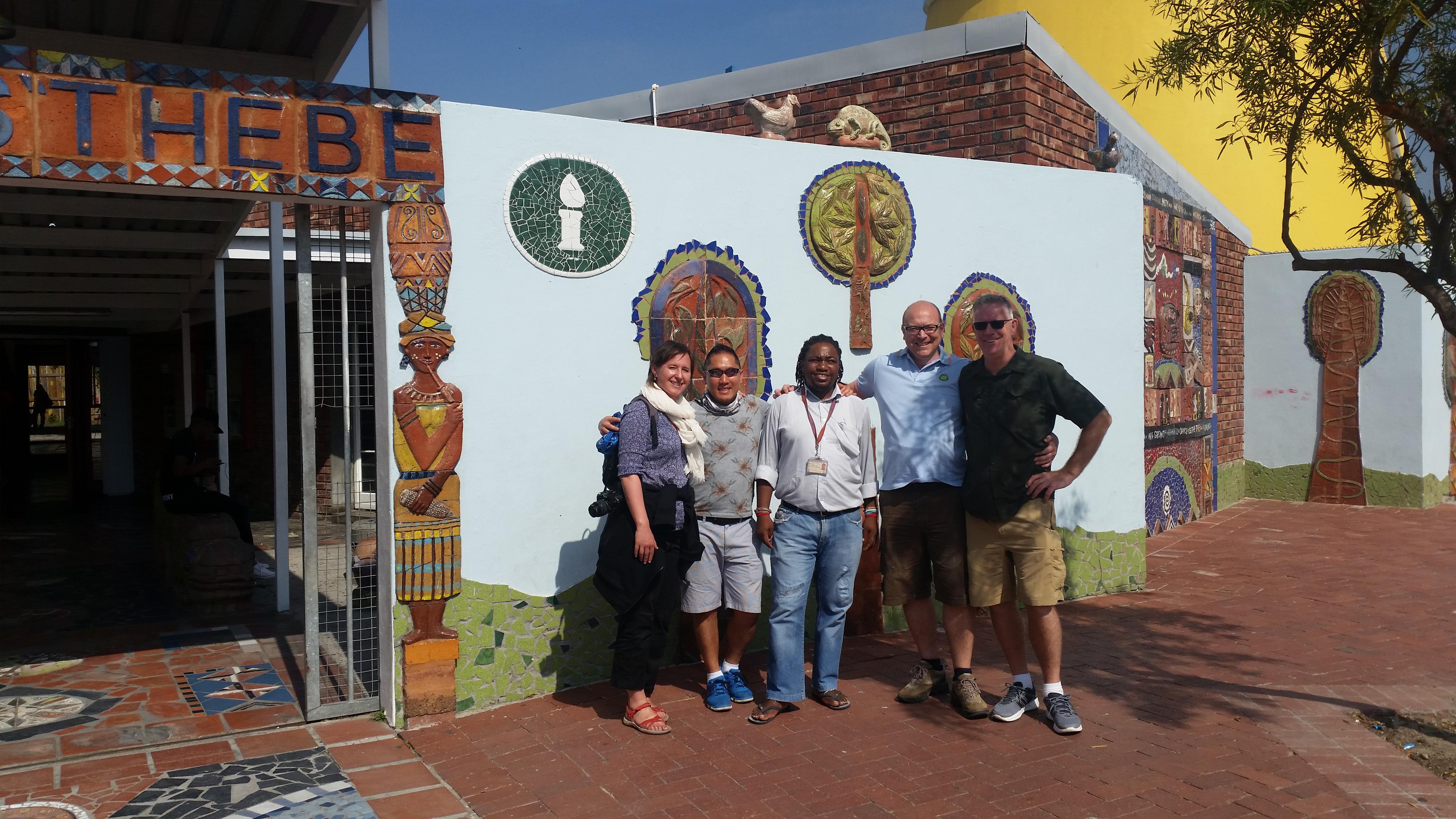 Langa Township Tour