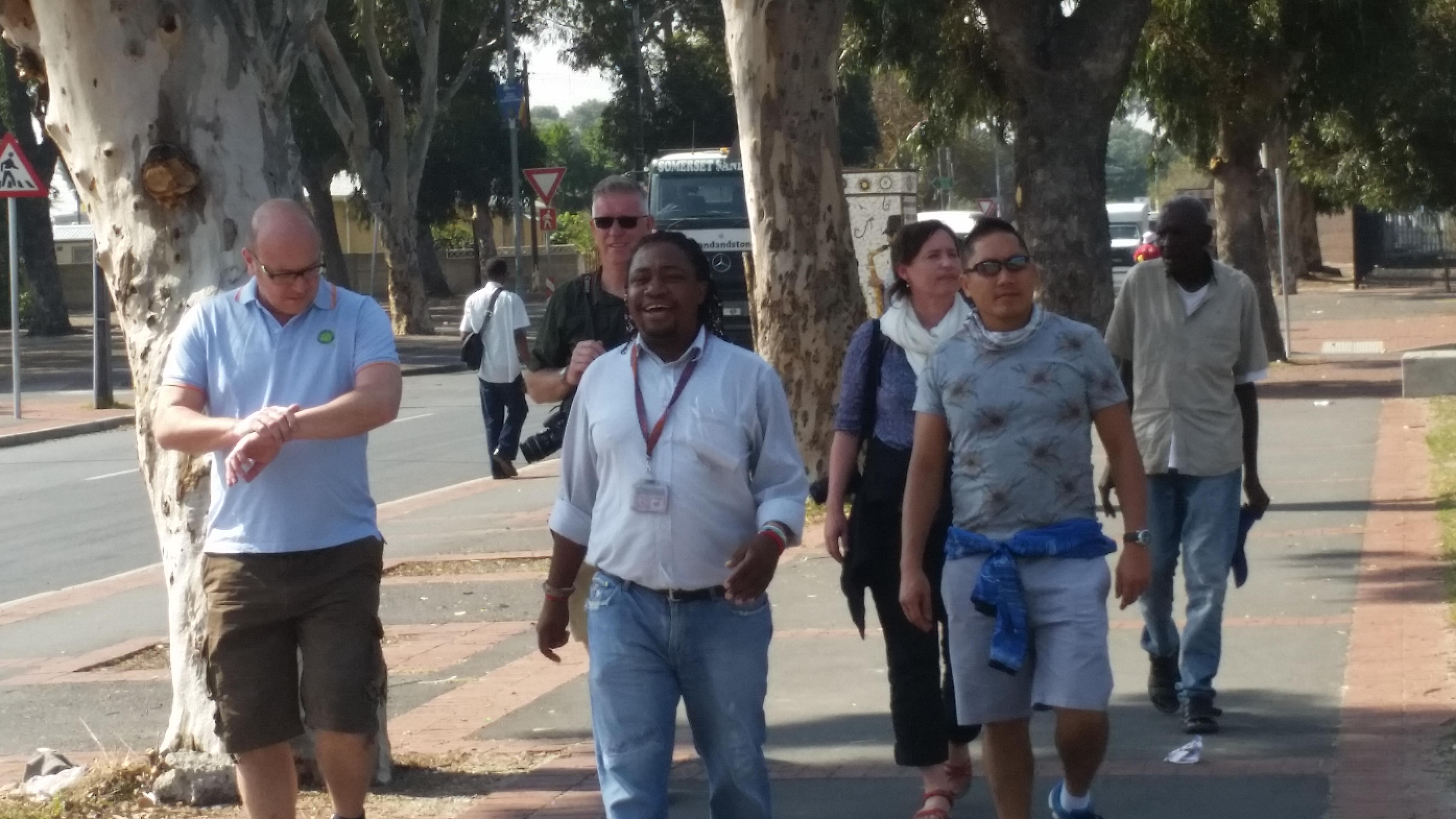 Langa Walking Tour